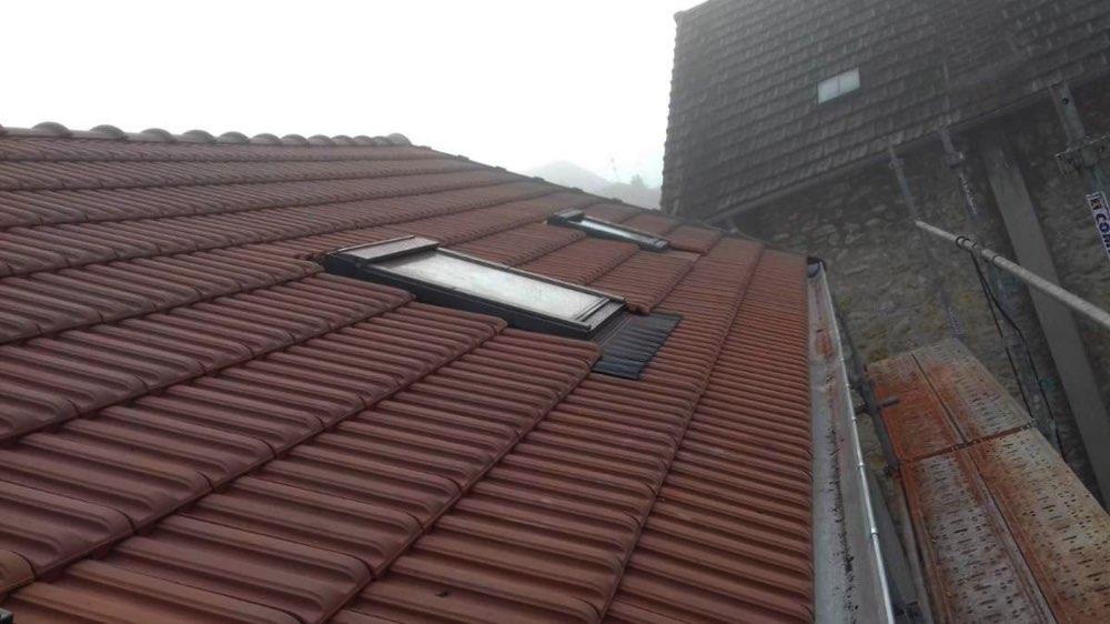 Rénovation toiture et isolation Triel-sur-Seine 78