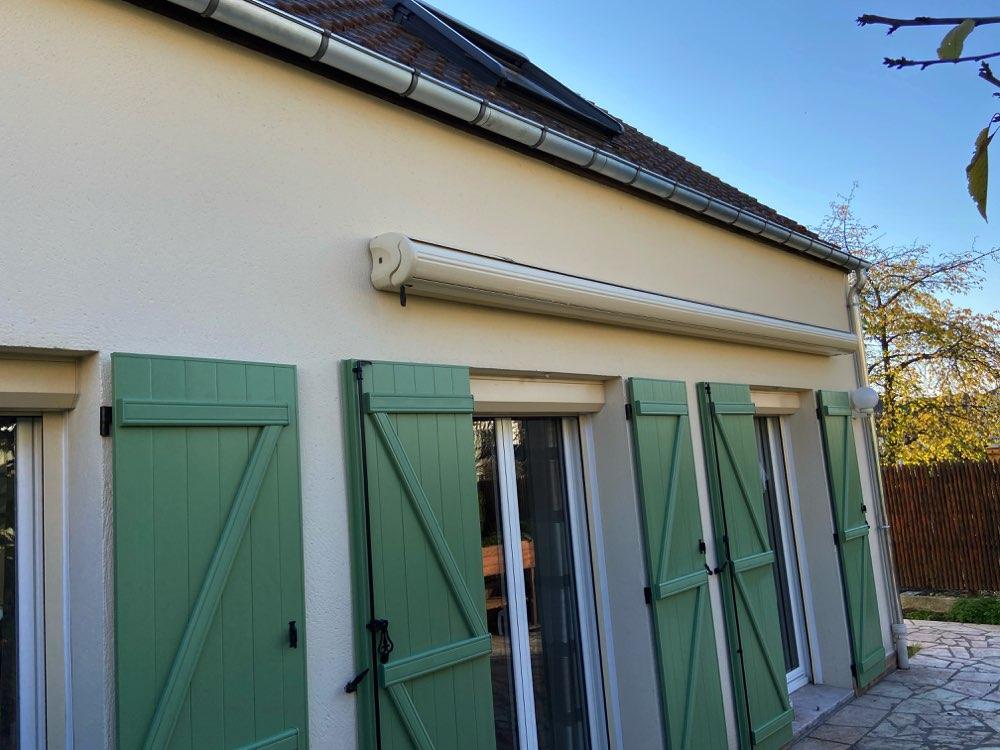 Couvreur Chateloup-les-Vignes – Remplacement gouttières zinc (suite)