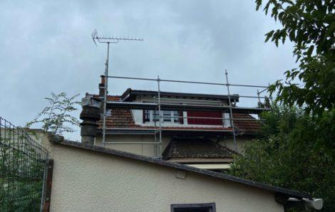 Couvreur Achères rénovation toiture