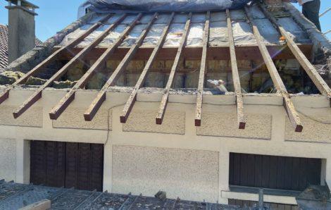Rénovation toiture Les Mureaux 78130